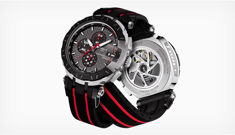Tissot T-Race MotoGPTM Automatic Limited Edition 2015