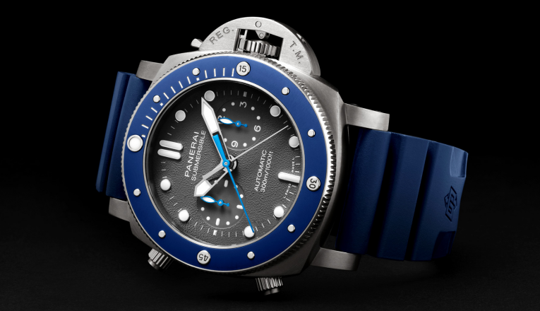PANERAI Submersible Chrono – Guillaume Néry Edition